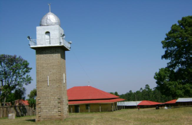 Aberaet Mosque in Gurage Zone