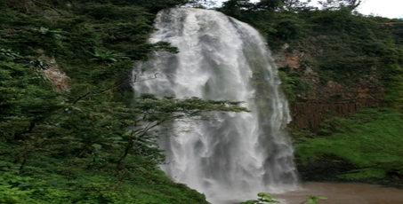 Barta Water Fall