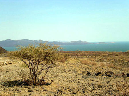 partial view of Lower Omo Valley