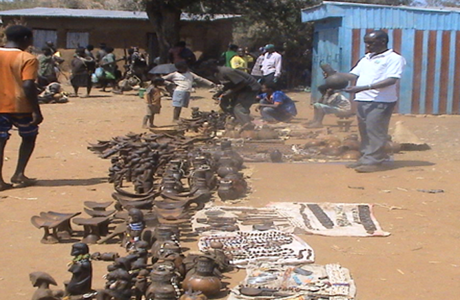 Handicrafts work products at Kibet (in Silte) market place (4)